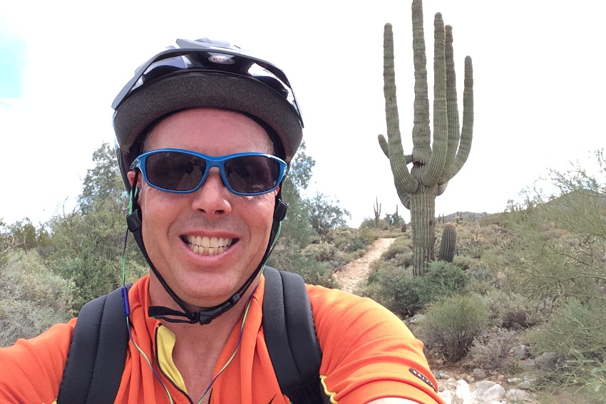 Forwardhealth - Dr Phil Riding Closeup
