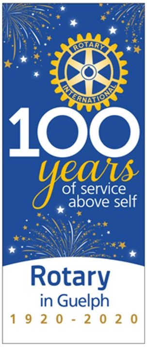 Rotary 100 Years of Service