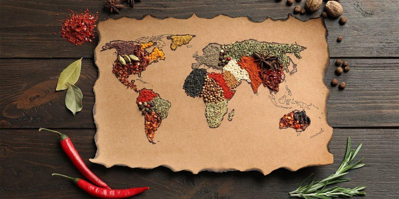 Forwardhealth World Food