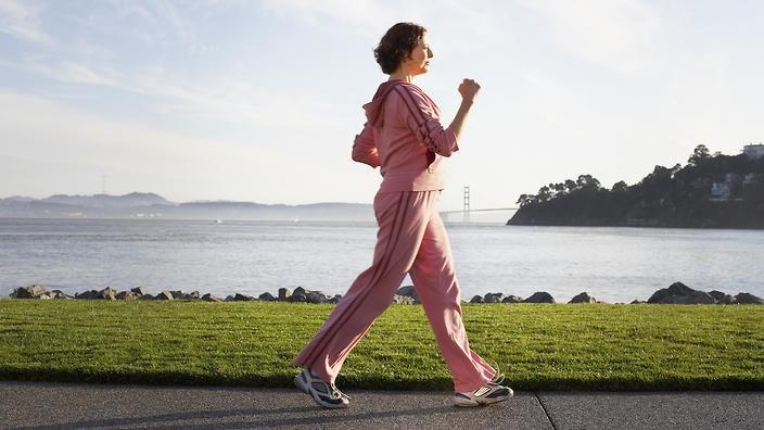 Forward Health Blog - Benefits of Walking